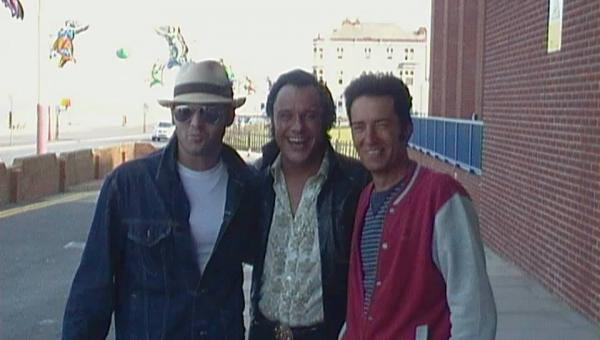 Cody Slaughter , me and Mr Mike Nova Best UK Elvis in the Movies !!
