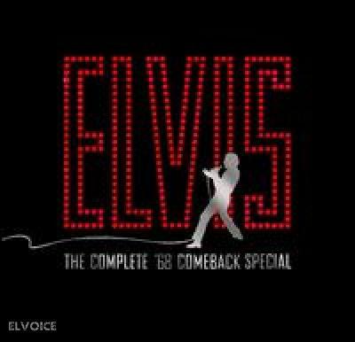 Elvis Stage Banner
